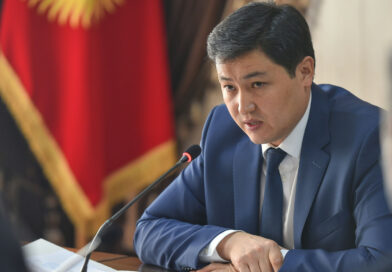 Rozvoj kyrgyzských zahraničních spoluprací a diplomatických vztahů