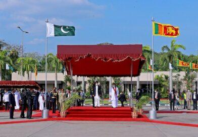 Pákistánský premiér poprvé oficiálně navštívil Srí Lanku
