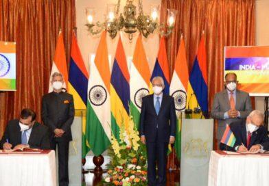 Indie podepsala s Mauriciem dohodu o ekonomické spolupráci CECPA