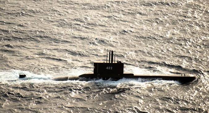 Je ztracená ponorka u Bali další obětí zastaralého vybavení indonéské armády?
