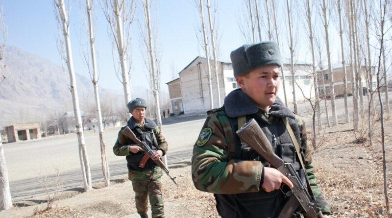 Nejnovější ozbrojený střet o kyrgyzsko-tádžickou hranici
