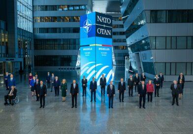 NATO pohlíží na Čínu jako na globální bezpečnostní výzvu